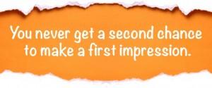 Zo maak je een goede eerste indruk